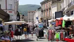 mazamet market